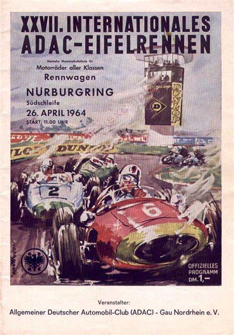 Motorradrennen Klassen by Ps N 252 Rburgring Hart An Der Grenze 1955 1964
