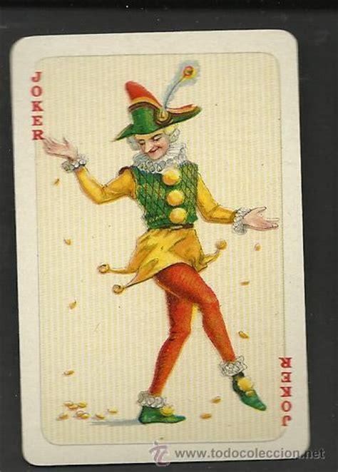 imagenes joker cartas baraja de cartas poker peque 241 a completa 52 comprar
