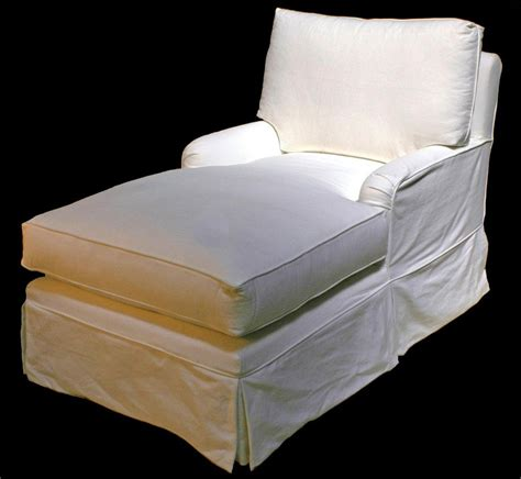 chaise slipcover pillow and chaise slipcover prefab homes very elegant