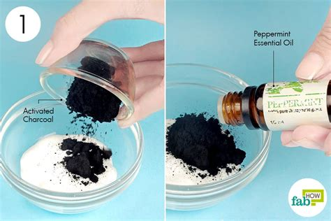 charcoal mask diy 5 best diy peel masks to clean pores and blackheads fab how