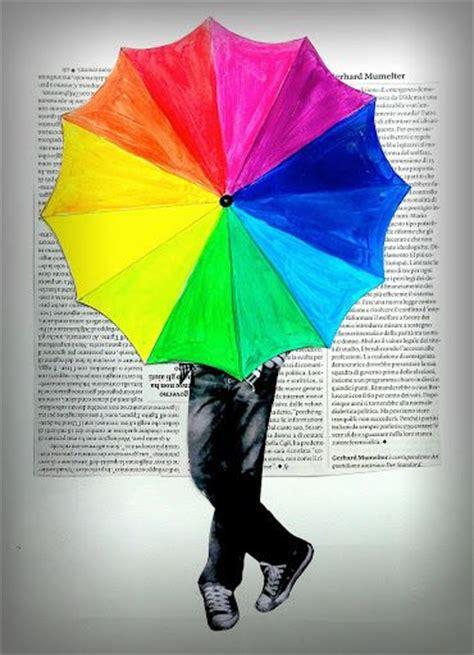 a rainbow umbrella ideas for an like me