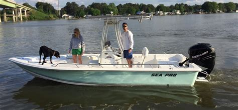 sea pro boats ratings new ride sea pro sv2100 the hull truth boating and