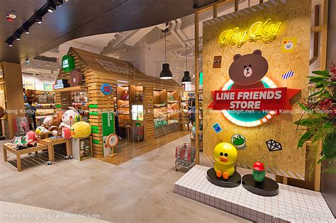 line store line friends store hong kong digital photovision