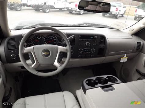 2013 Silverado Interior by Light Titanium Titanium Interior 2013 Chevrolet