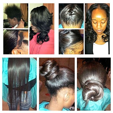 pony tail weave technique 9 best images about sew in weaves quot n quot more weaves on