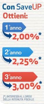 conto deposito unipol conto deposito unipol saveup tasso fino al 3