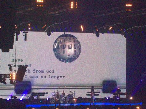 depeche mode illuminati tour of the universe the rocker
