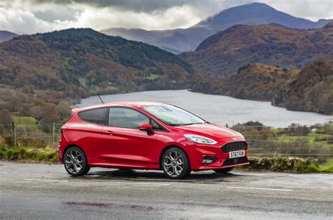 ford car line ford st line x 2017 review autocar