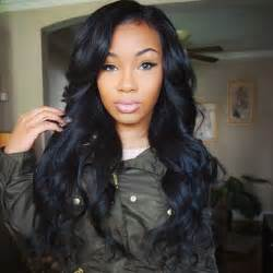 gallery staly wave black hair 20 gorgeous weave hairstyles for women godfather style