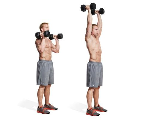 overhead bench press the 30 best shoulder exercises of all time
