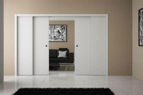 parete cartongesso con porta scorrevole preventivo parete cartongesso con porta habitissimo