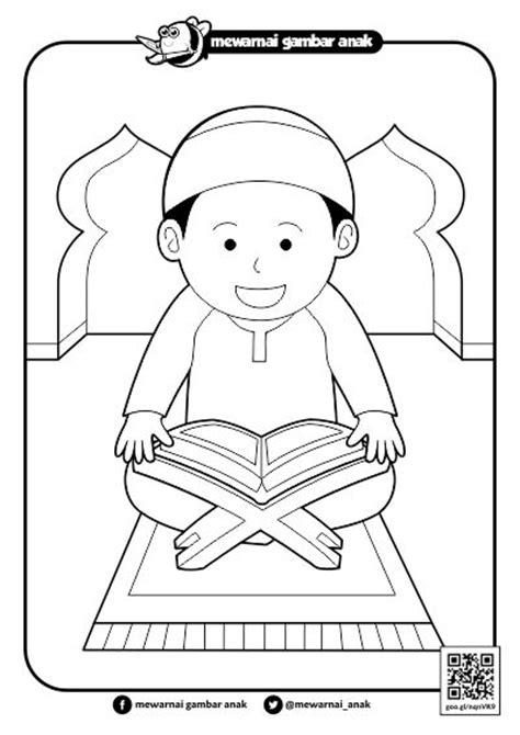 download mp3 orang membaca al quran mewarnai gambar anak mewarnai gambar membaca al quran di