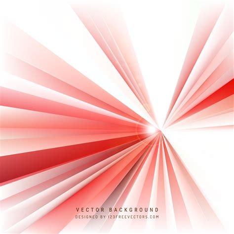 abstract red white burst background image