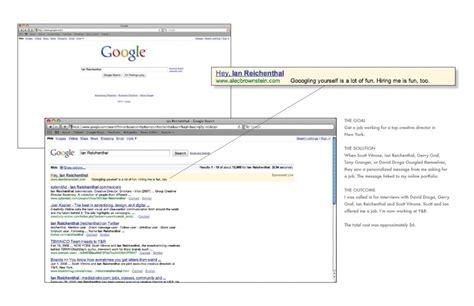 how a google headhunters e mail unraveled a massive net guerilla sollicitatie gevonden worden door te adverteren