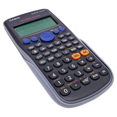 calculator c brand new factory sealed casio fx 82au plus scientific
