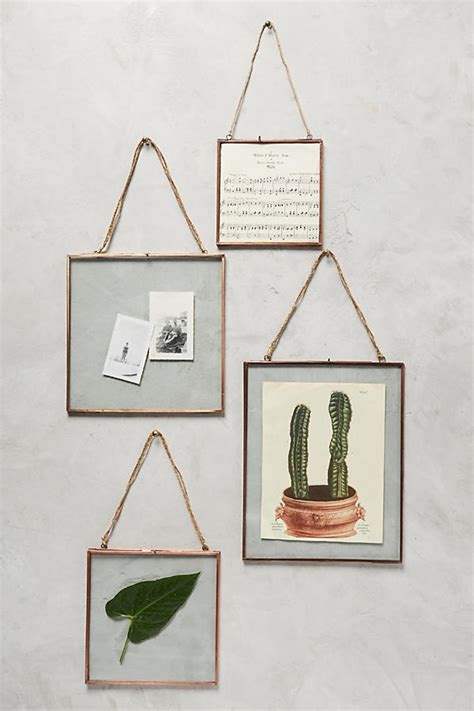 hanging a frame viteri hanging frame anthropologie