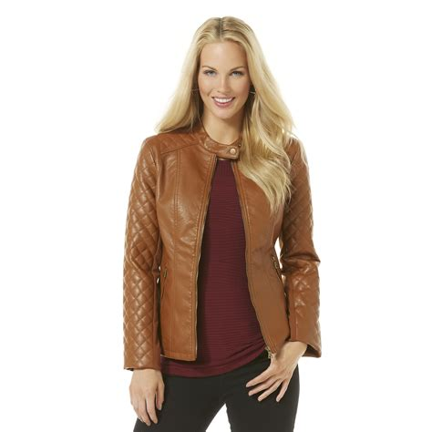 Quilted Moto Jacket S by Metaphor S Quilted Moto Jacket