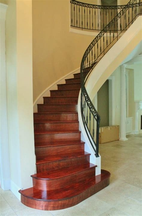 hardwood stairs pictures 17 best images about wood stairway on pinterest the