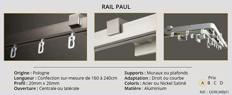 Rideaux Rail by Catalogue Tringles Rails Et Barres Pour Rideaux Et Voilages