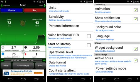 best pedometer app for android the best free pedometer step counter apps for the nexus 5 android advices