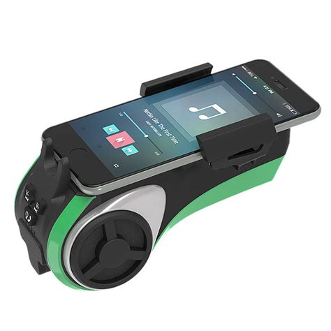 Bell Stereo Speakers portable bicycle speaker multi function bluetooth stereo