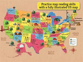 resource map of america plain local schools