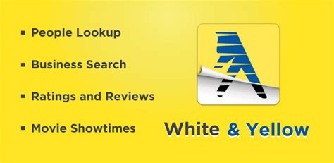 Phone Lookup Australia White Pages White Yellow Pages Android Apps On Play