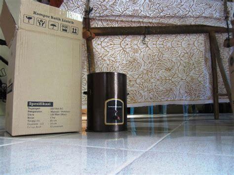 Kompor Listrik Batik kompor batik listrik batik giriloyo