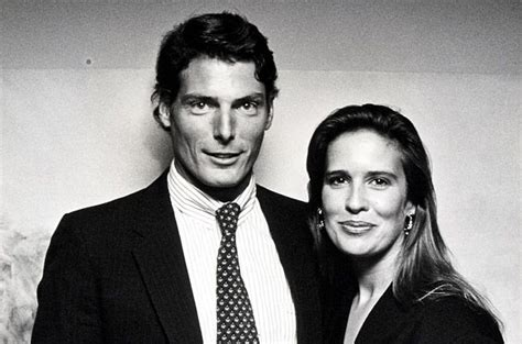 christopher reeve grandchildren famous couples photo essays eyes christopher reeve