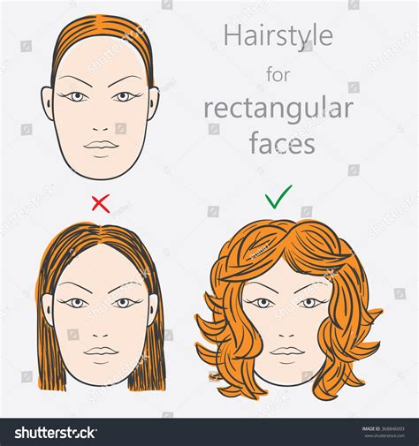 Hairstyles For Rectangular Faces by Hairstyles Rectangular Fade Haircut
