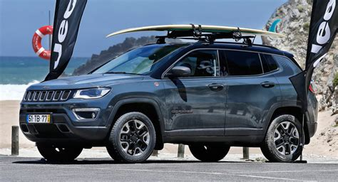 jeep compass 2017 roof all new jeep compass gets a mopar touch with exclusive