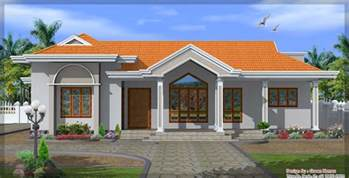 one floor house single floor house designs kerala house planner