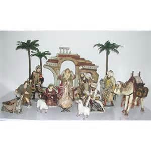 nativity set usa