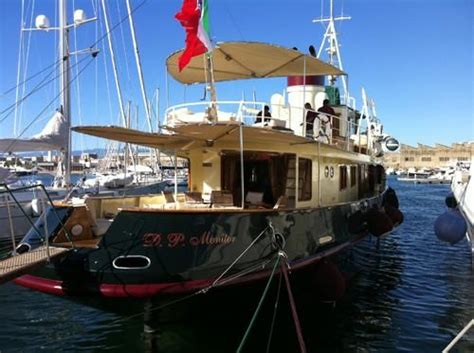 tugboat yacht conversion 1953 benetti converted tug boats yachts for sale