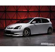 2003 Honda Civic Si Ep3 Car Tuning