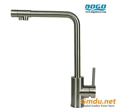 three kitchen faucets three way tap kitchen faucet dogo sanitary ware ltd