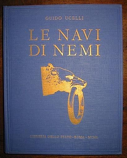 libreria dello stato ex libris roma libreria antiquaria le navi di nemi di