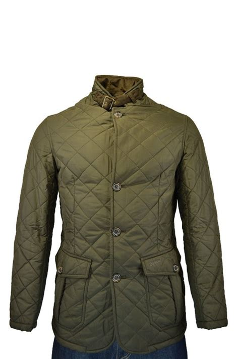 Barbour Quilted Lutz Jacket by Barbour Quilted Lutz Jacket Clothing From Michael