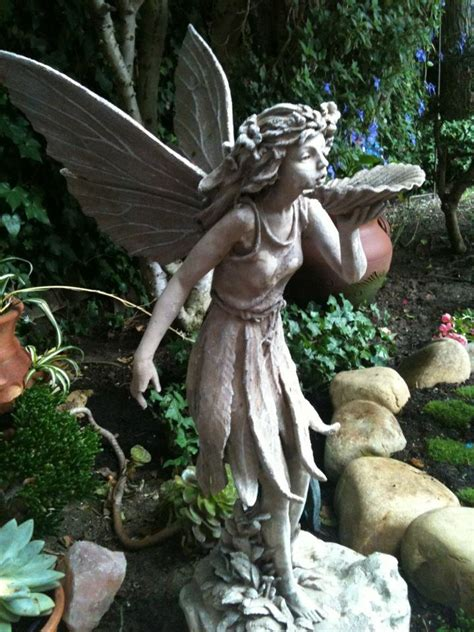 fairy garden statues 552 best statues de jardin images on pinterest garden