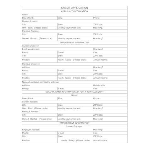 35 application form samples free premium templates