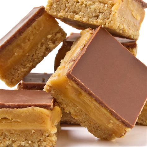 Easy But Scrumptious Dessert by An Easy And Delicious Dessert Square Recipe Caramel