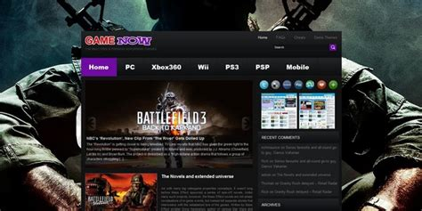 best themes in games 20 free and premium wordpress themes for online games