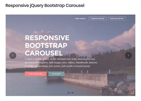 bootstrap carousel image