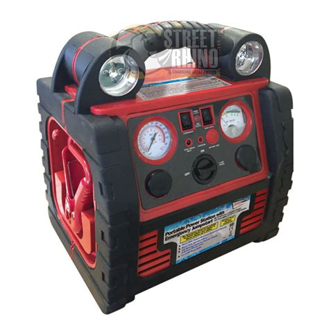 best power pack rover streetwise 6 in 1 900 12v portable power pack usb