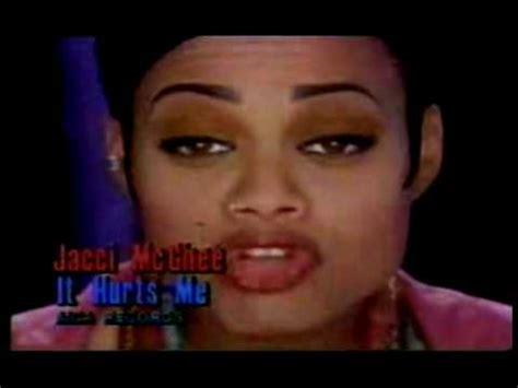 jacci mcghee it hurts me jacci mcghee with keith sweat hq youtube