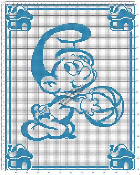 culla uncinetto schema schema gratis filet uncinetto copertina neonato con baby