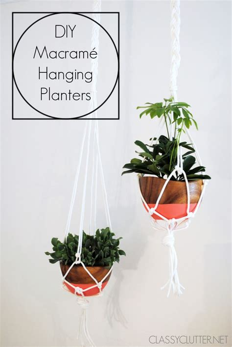 diy hanging plant pot 569 best images about plants indoor hanging diy pots