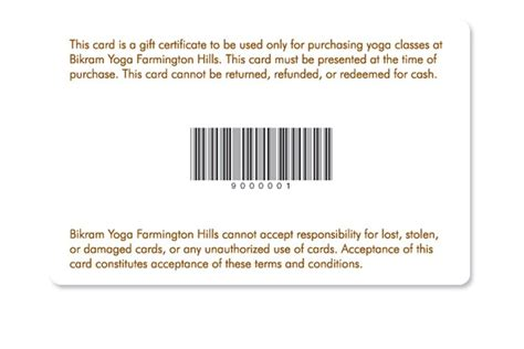 Loyalty Card Terms And Conditions Template by Gift Card Terms And Conditions Sles