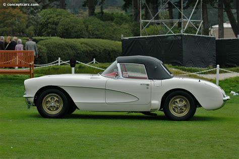 1956 chevrolet corvette c1 conceptcarz 1956 chevrolet corvette c1 image photo 33 of 55