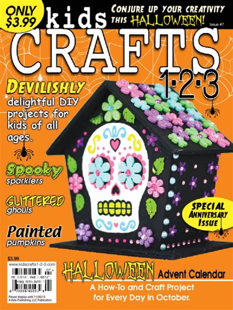 craft magazine for rocks featured in crafts 1 2 3 yesterday on